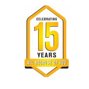 KPPB 15 year anniversary