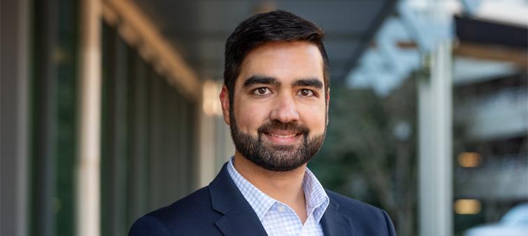 Asad Ansari Headshot