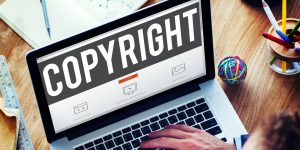 Website copyright online
