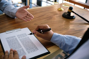 breach of fiduciary duty and business litigation