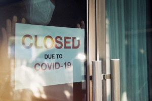 Businesses close due to COVID-19 and break contracts