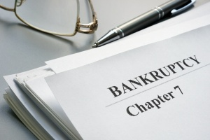 Bankruptcy Attorney papers for chapter 7